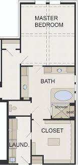 master bedroom bath floor plans design review master baths professional builder
