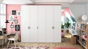 Schlafzimmerschrank Konfigurieren Yourjoyce Schrank Schranksystem Landhaus In Weiß 300