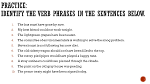 type of phrases ppt