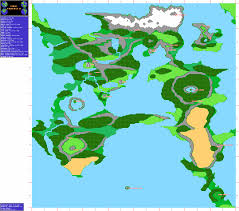 Fantasy World Map by Final Fantasy Ii World Map For Nes By X Loto Gamefaqs