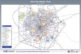 Map Of San Antonio Tx Sa Tomorrow Transportation Demands For 2040 Bexar Witnessbexar