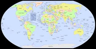 Antarctica On World Map by Clickable World Map Pat The Free Open Source Portable Atlas