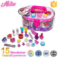 promotional fashion makeup set christmas gift for kids with beauty