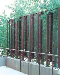 Custom Trellis Panels Mcnichols Eco Mesh Modular Façade And Trellis System