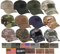 American Flag Morale Patch Special Forces Operator Tactical Cap Hat W Patch Ebay