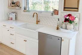 what is the best backsplash for a kitchen best tile backsplash for farmhouse kitchen sink farmhousehub