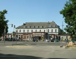 Neubrandenburg station
