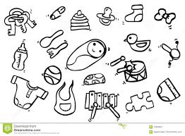 baby background draw hand sketch stuff stock illustrations u2013 20