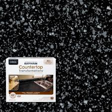 Rustoleum Bed Liner Kit Rust Oleum Transformations 70 Oz Charcoal Large Countertop Kit