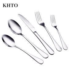 popular steel silverware buy cheap steel silverware lots from