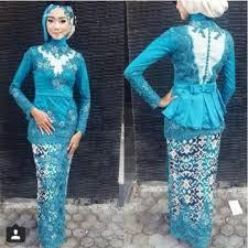 contoh gambar kebaya 21 model kebaya muslim untuk wisuda terbaru remaja update remaja