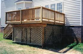cantilevered deck completed projects from a better deck