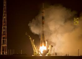 year in space starts for one american and one russian nasa