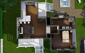 Halliwell Manor Floor Plan by Bchbch Walk Creations July 2011
