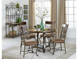 standard furniture bombay casual dining room group darvin
