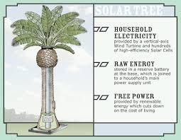 solar power tree whoa