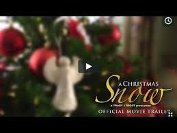 a christmas snow a christmas snow trailer
