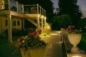 Landscape Lighting Design Tips by Landscape Driveway Lighting Fleagorcom