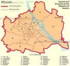 map of vienna map of vienna travelmap1 com map travel holidaymapq com