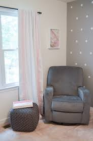 Pink And Gray Nursery Decor Pink Grey And White Nursery Pink Gray Nursery By M