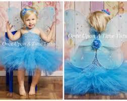 Blue Butterfly Halloween Costume Pastel Unicorn Bustle Tutu Dress Girls Size 12 18 Months 2t