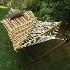 madera portable hammock stand byer manufacturing company a4030