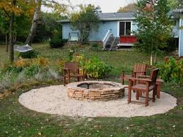 Cheap Backyard Fire Pit by Inexpensive Fire Pit Fire Pit Ideas