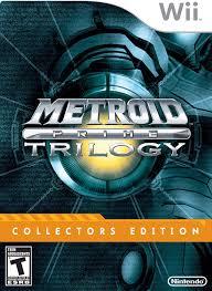 amazon com metroid prime trilogy collector u0027s edition video games