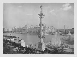 Chicago World S Fair 1893 Map by World U0027s Columbian Exposition Of 1893 Architecture U0026 Design