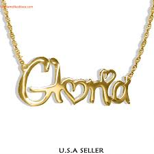 custom name necklaces custom name necklace usa name necklace custom name jewelry