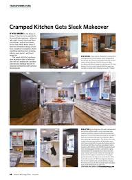 kitchen and bath design news press showcase kitchens