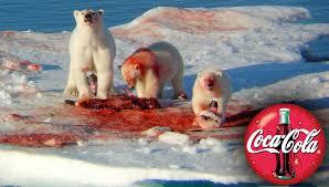 Coke Bear Meme - julia segal time those coke polar bears sure are cute
