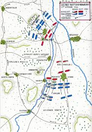 Map Of Usa During Civil War by Second Battle Of Newbury In The English Civil War