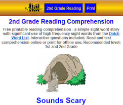 comprehension second 2nd grade skill builders language arts at i4c