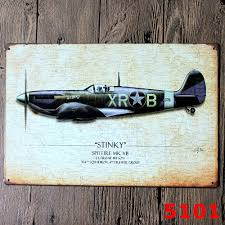 online get cheap vintage aircraft signs aliexpress com alibaba