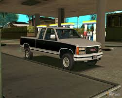 sierra 2500 1992 for gta san andreas