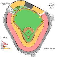 yankee stadium home run lights clem s baseball yankee stadium