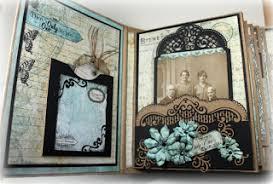 Flip Photo Album Paper Creations By Shirley 3d Flip Fold Album