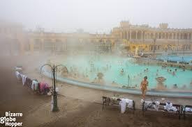 Bad Budapest Visiting Szechenyi Baths In Winter U2013 The Bizarre Globe Hopper