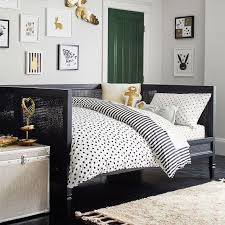 Day Bed Trundle The Emily U0026 Meritt Caned Daybed Trundle Set Pbteen