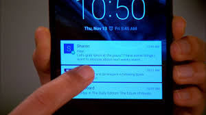 android lock screen notifications android lollipop lock screen notification tips cnet