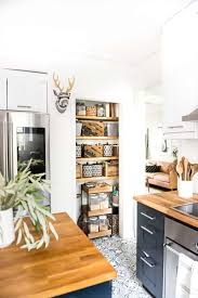 how to organize open kitchen cabinets open pantry organization with tuesday morning place of my