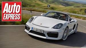 Porsche Boxster Z Top - porsche boxster spyder the best boxster yet youtube