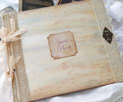 large wedding guest book 100 best wedding notebook planer and guest book images on