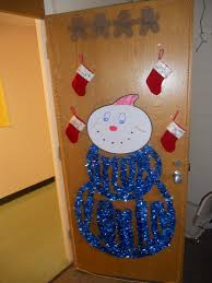 front door christmas decorating ideas creative door decoration
