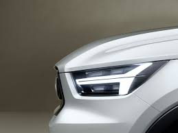 volvo xc40 and v40 concepts teased in pictures by car magazine