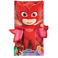 amazon play pj masks bean owlette plush toys u0026 games
