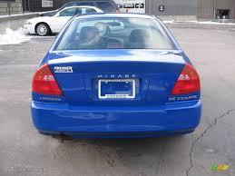 mitsubishi mirage coupe 2002 pacific blue metallic mitsubishi mirage de coupe 2490884