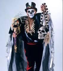 Skeletor Halloween Costume 8 Professional Wrestlers