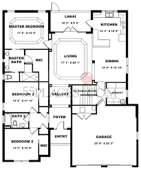 What Is Wic In A Floor Plan Sarasota Floorplan 2248 Sq Ft The Villages 55places Com